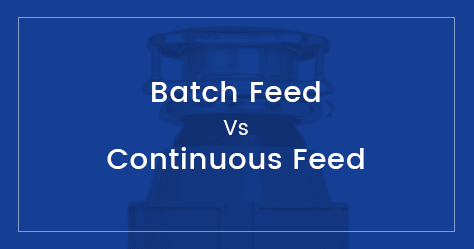 Batch Feed Vs Continuous Feed Garbage Disposals