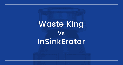 waste king vs insinkerator