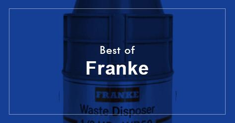 Best Franke garbage disposal