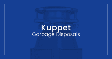 Best kuppet garbage disposal