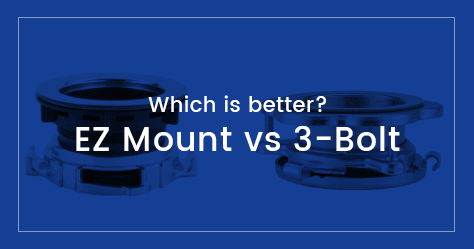3 Bolt vs EZ Mount – How are they different?