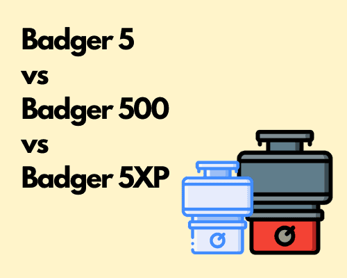Badger 5 units compared