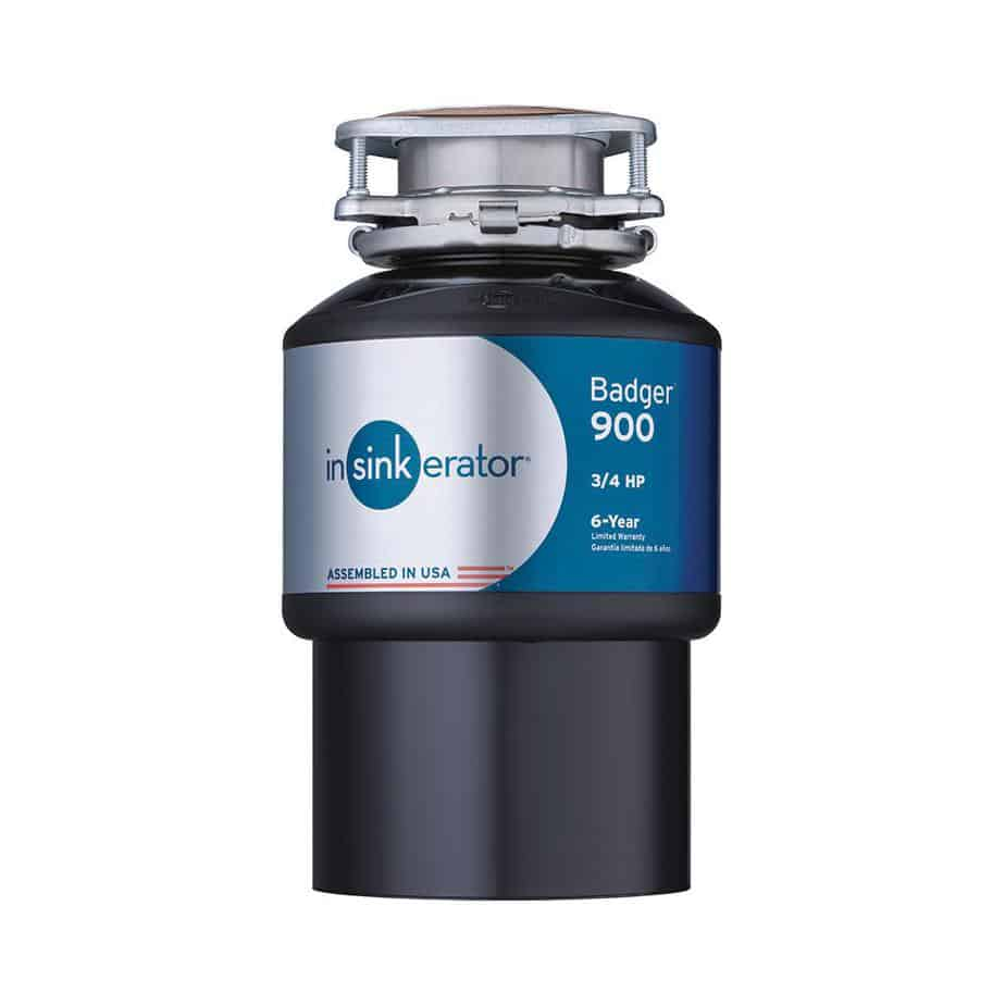 Badger 900 garbage disposal