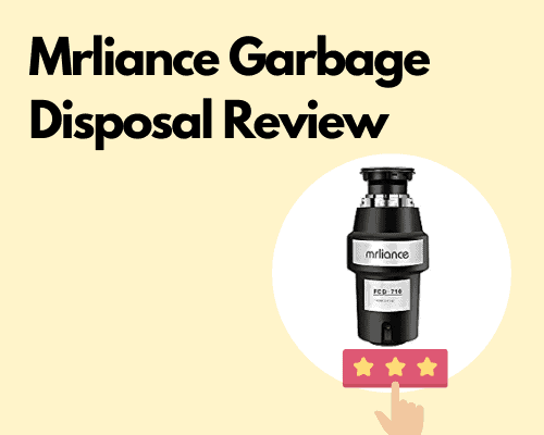 Best Mrliance garbage disposal