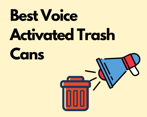 Best Voice Activated Trash Cans