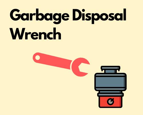 Garbage Disposal Wrench