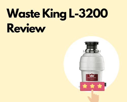 Waste King L-3200 Review